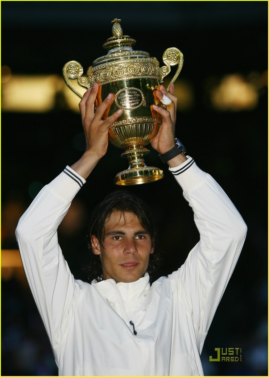 who won wimbledon rafael nadal 031252591