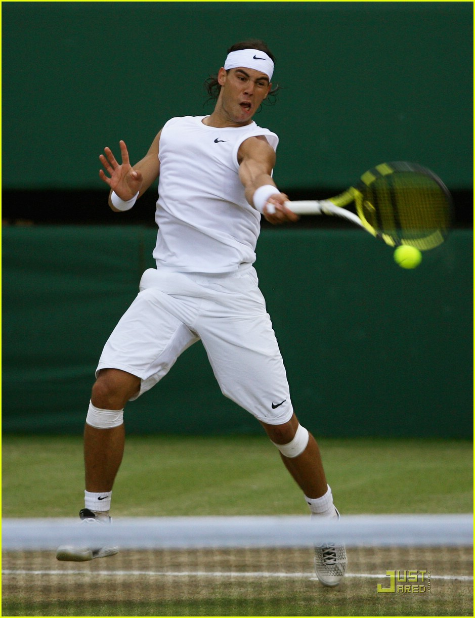 who won wimbledon rafael nadal 421252981