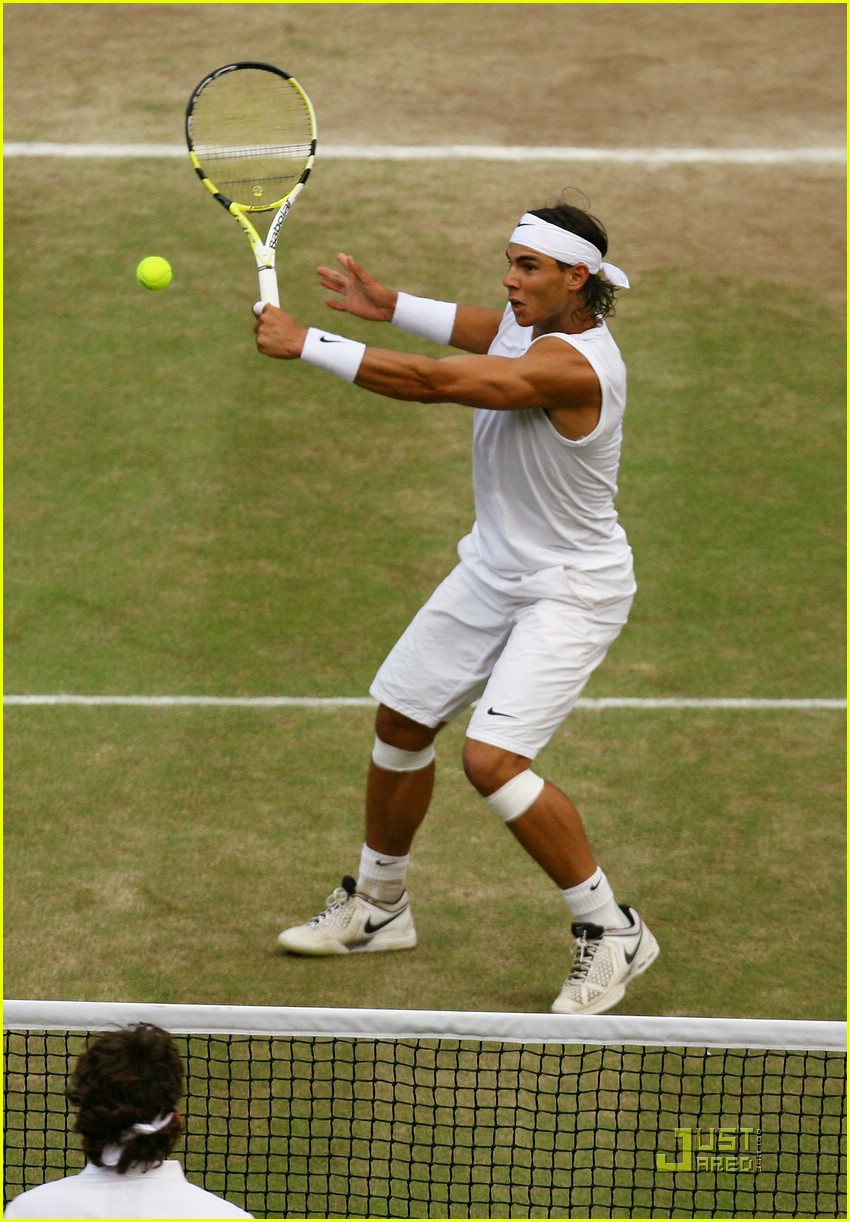who won wimbledon rafael nadal 69