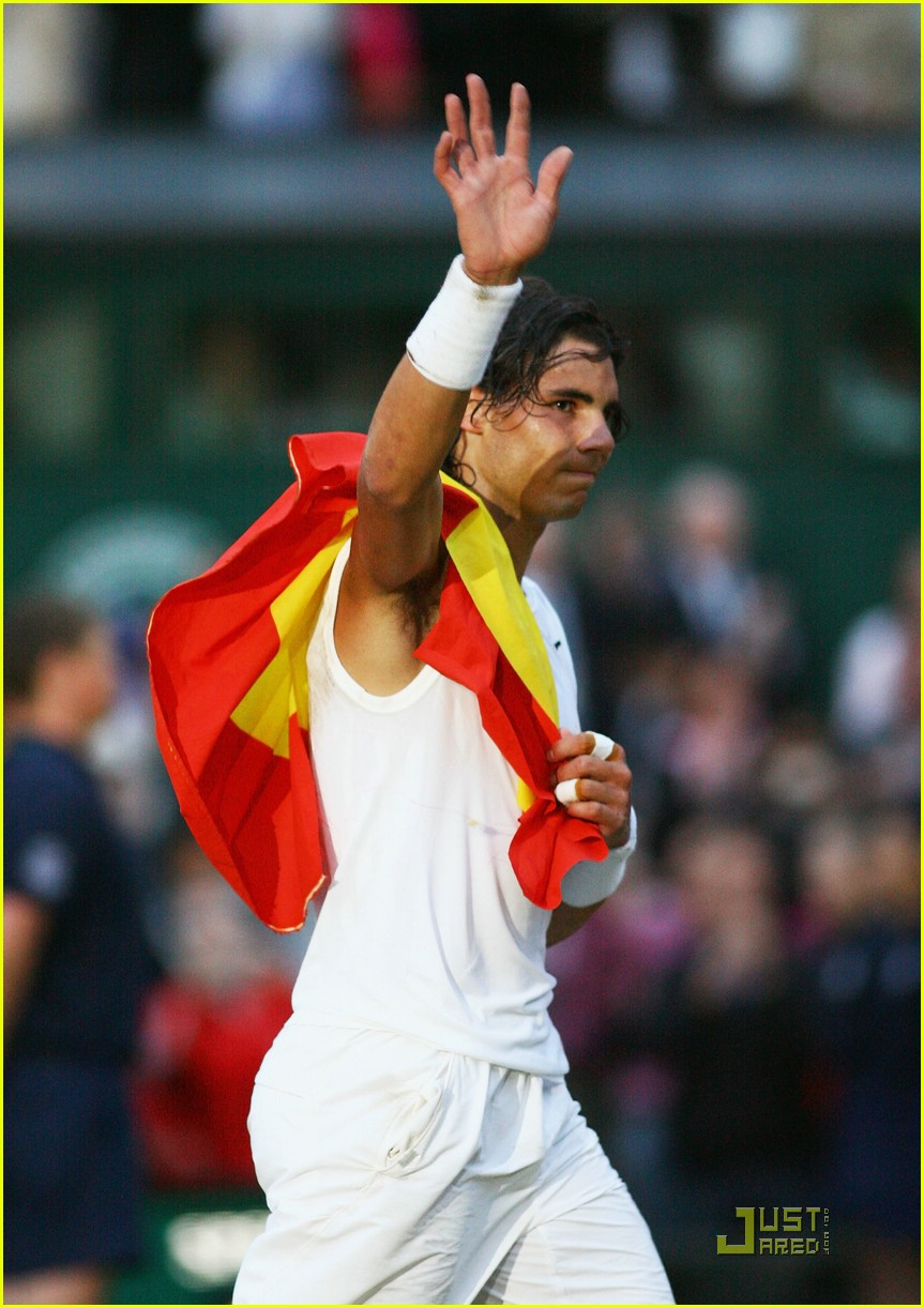 who won wimbledon rafael nadal 82