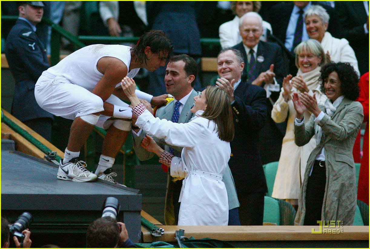 who won wimbledon rafael nadal 83