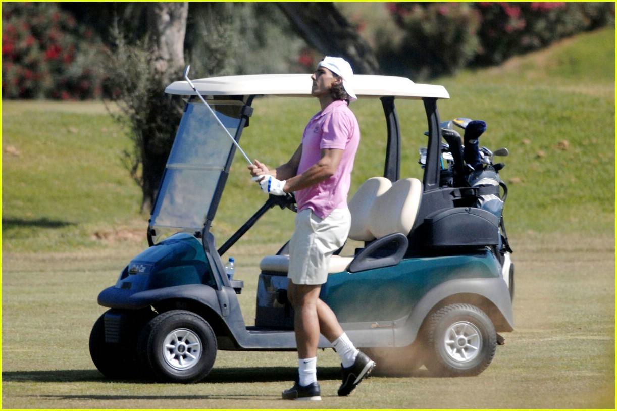 rafael nadal golf mallorca 101261931