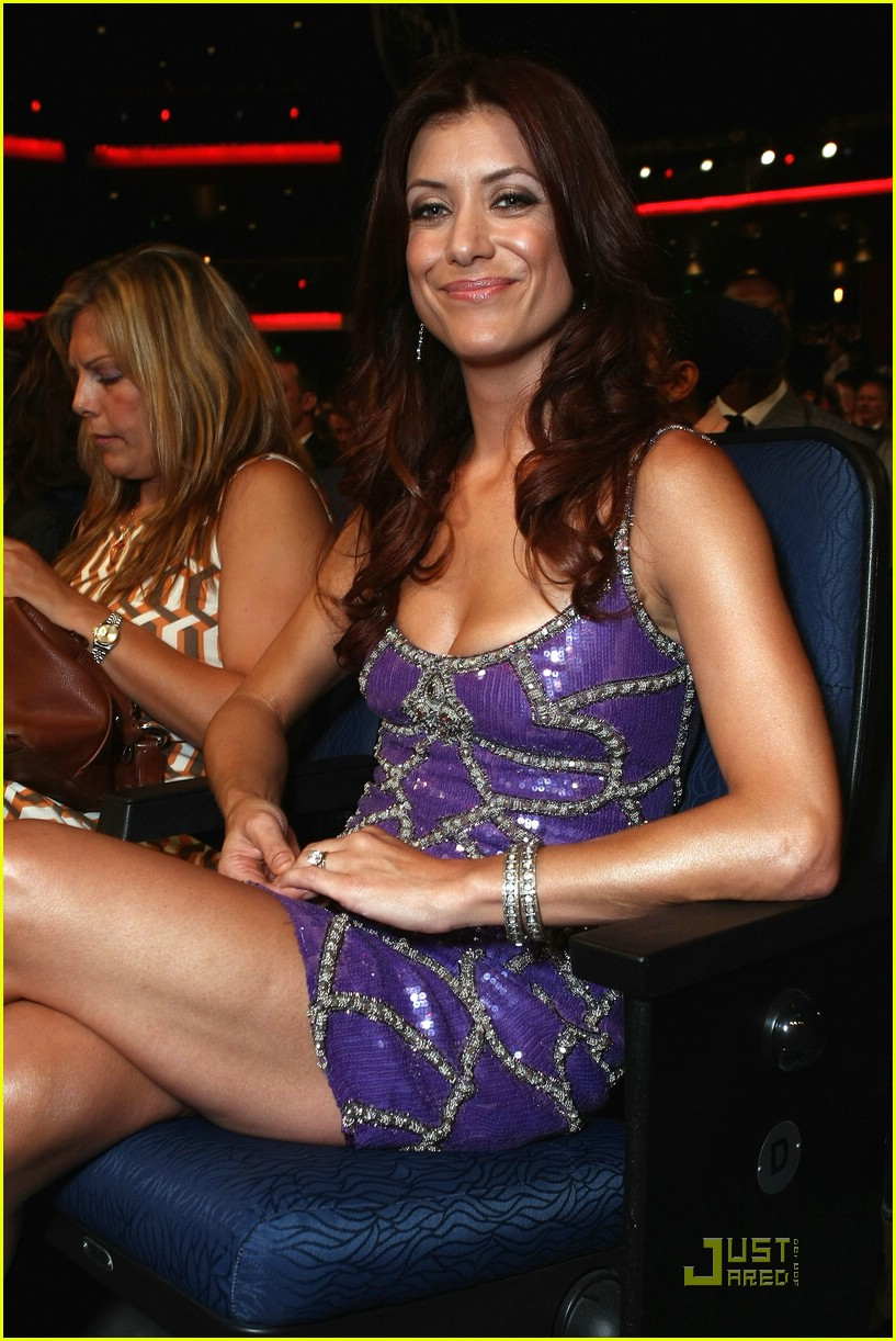 Kate Walsh Is Espy Cially Pretty In Purple Photo 1278231