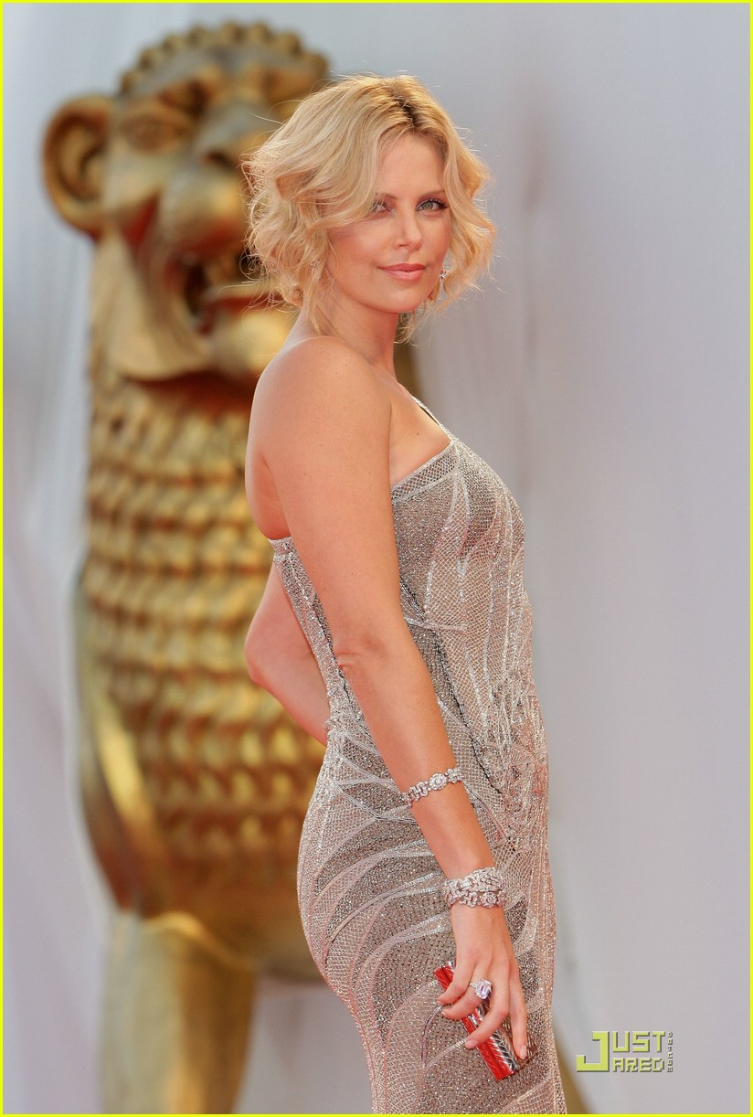 Charlize Theron is Ver...