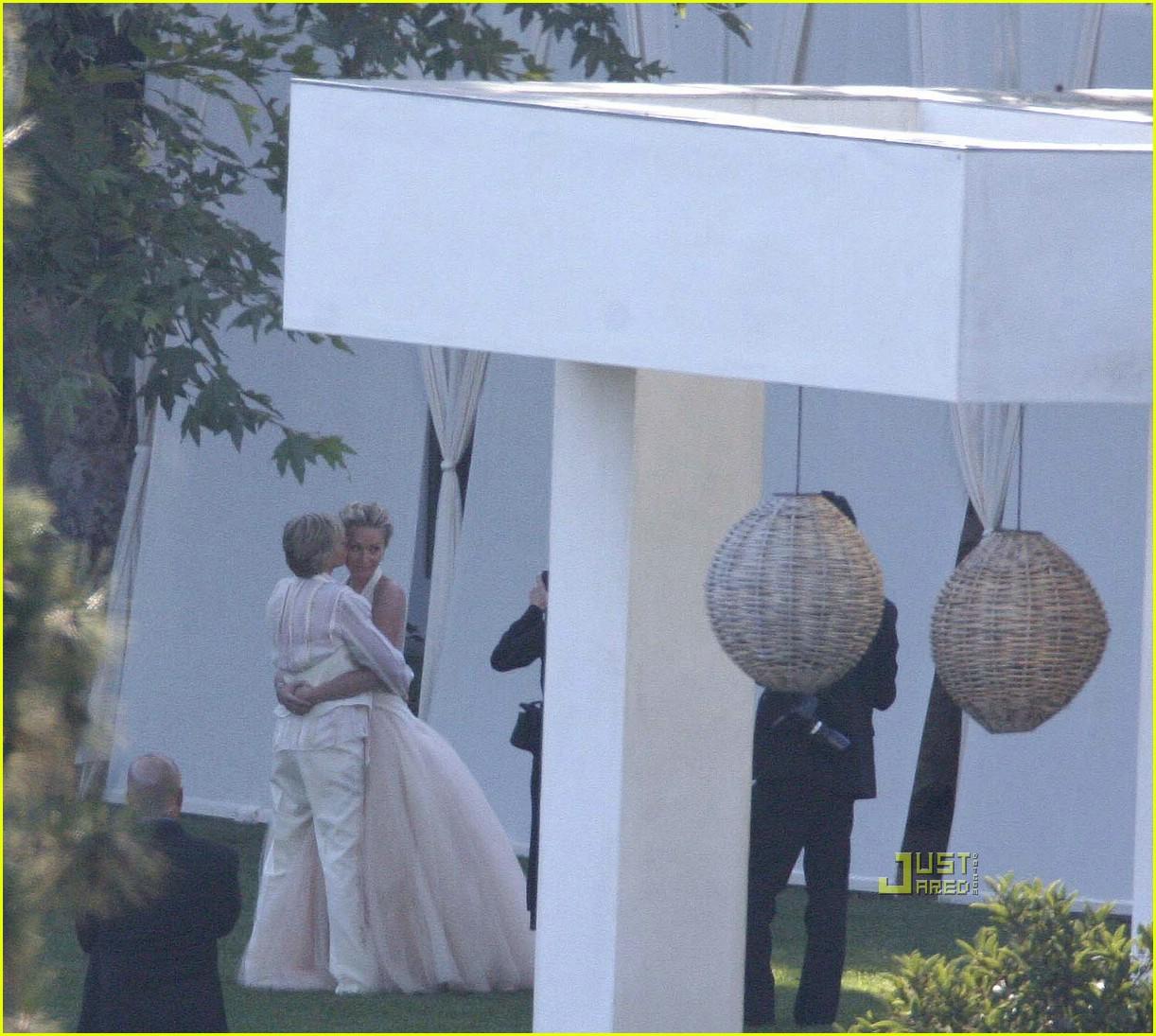 ellen degeneres wedding pictures 051347631
