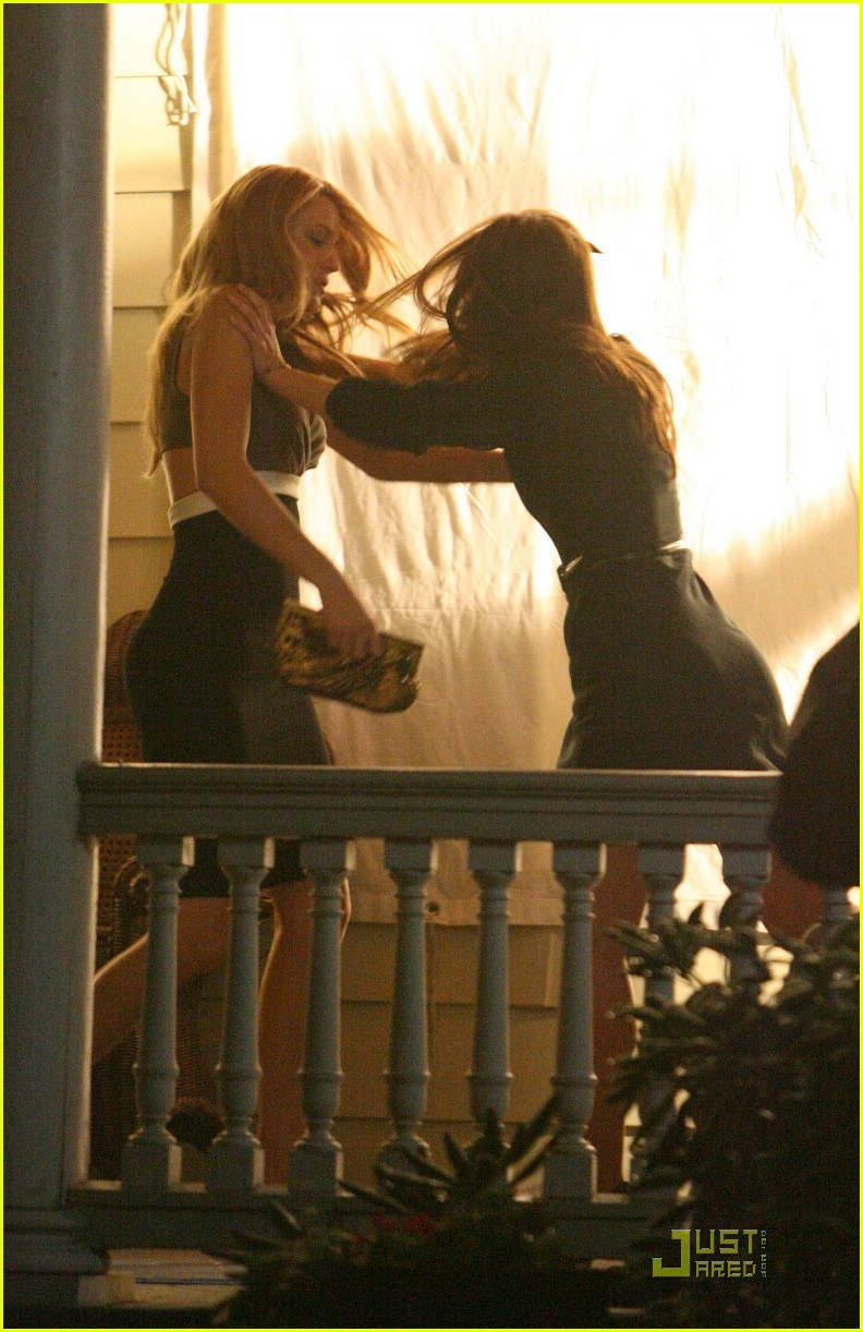 gossip girl fight 01
