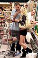 heidi montag spencer pratt grocery shopping gelsons 06