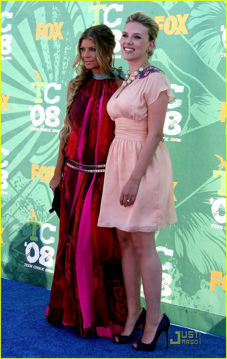 scarlett johansson teen choice awards 2008 121313741