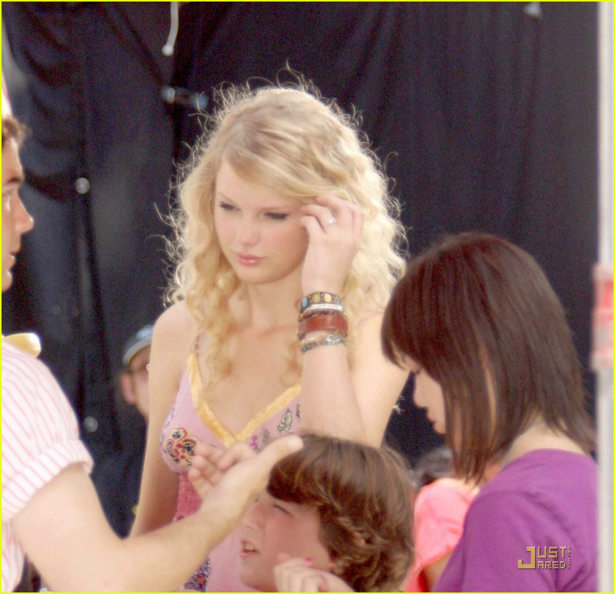 kevin jonas & taylor swift are a cute columbus couple: photo 1342851