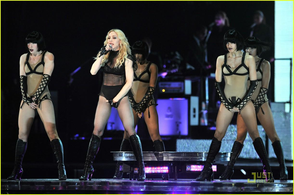 Madonna 2008 Tour