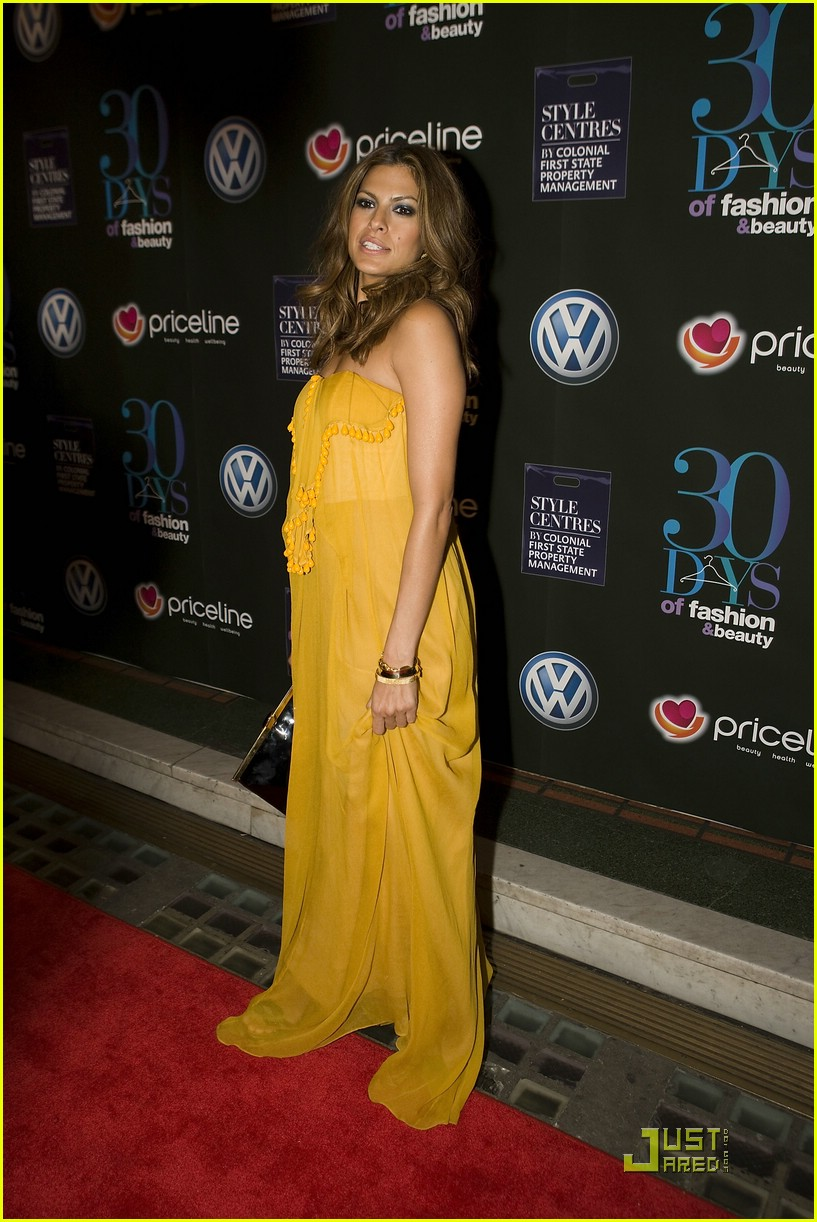 eva mendes 30 days of fashion and beauty 131370301
