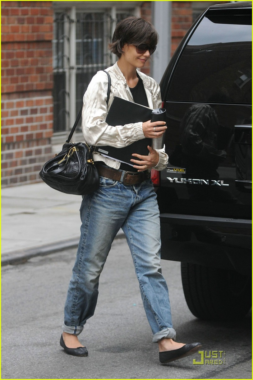 katie holmes pegged jeans 091312121