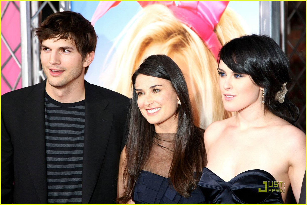 rumer willis house bunny premiere 01