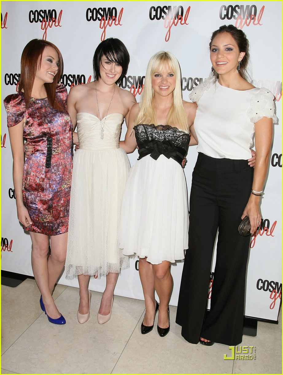 House Bunny Characters within rumer willis is the house bunny: photo 1353081 | anna faris, emma