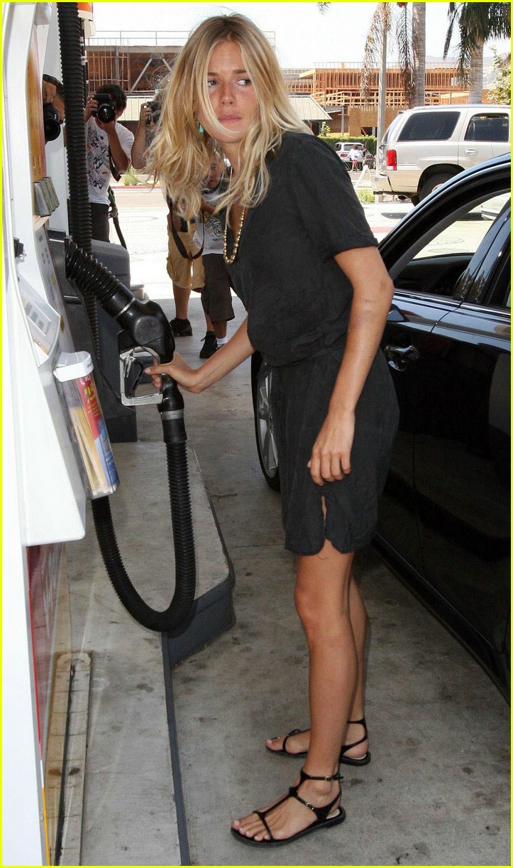 sienna miller gas station 081335631