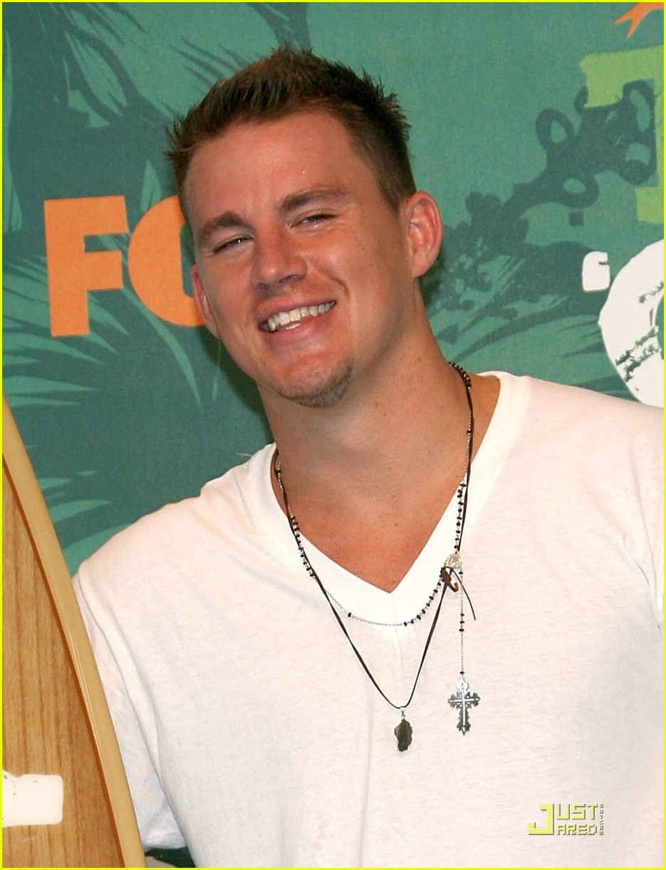 channing tatum teen choice awards 2008 171315041