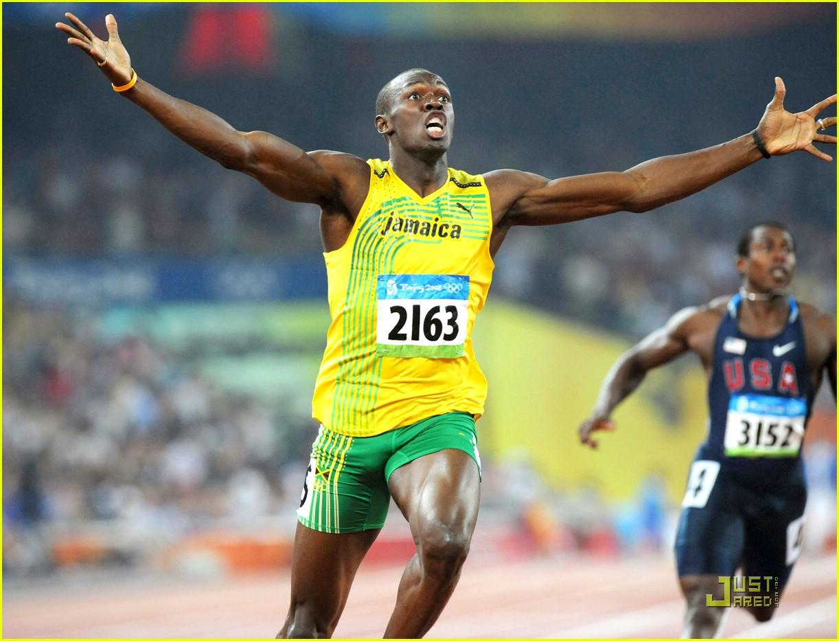 Usain Bolt: The Fastest Man On Earth: Photo 1358431 ...