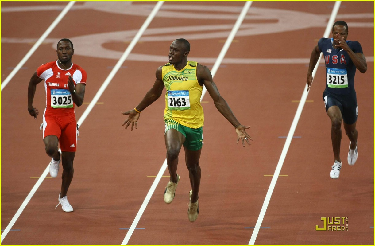 Usain Bolt: The Fastest Man On Earth: Photo 1358481 ...