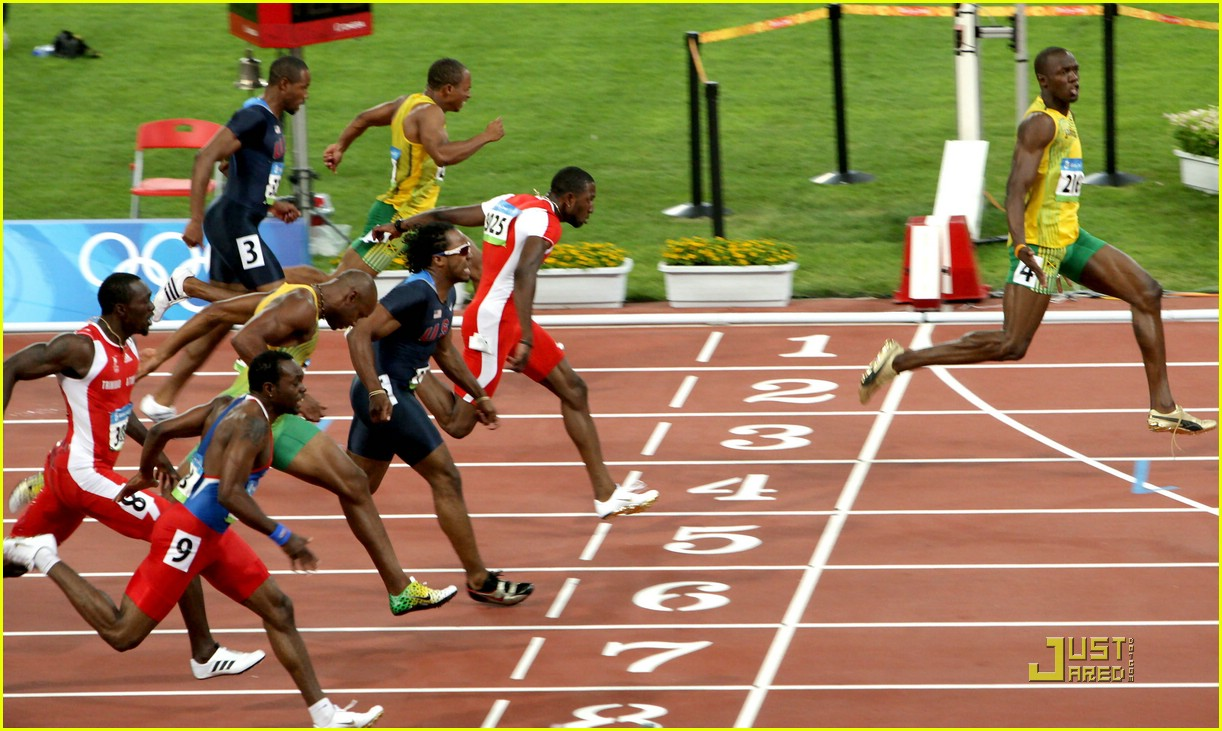 Usain Bolt: The Fastest Man On Earth: Photo 1358591 ...
