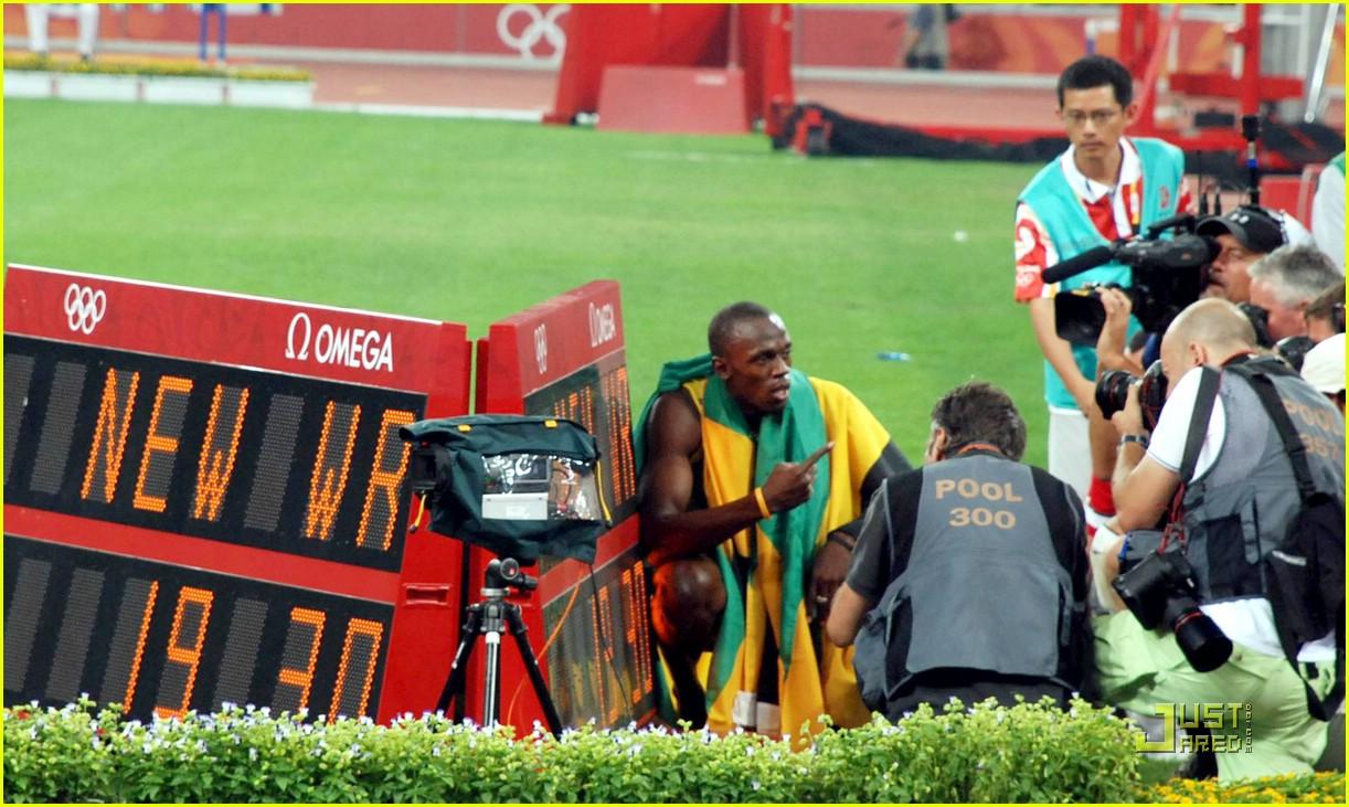 Usain Bolt: The Fastest Man On Earth: Photo 1358621 ...