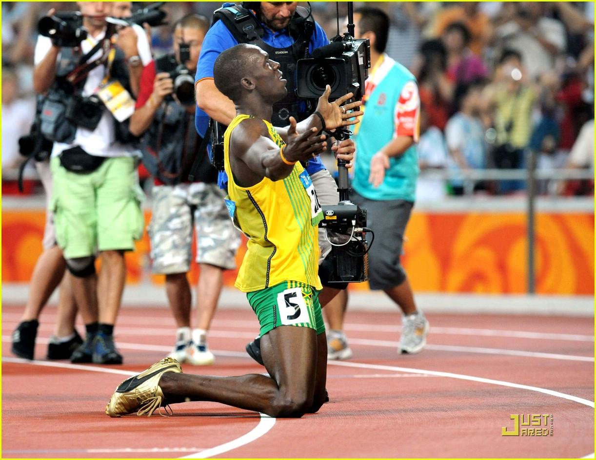 Usain Bolt: The Fastest Man On Earth: Photo 1358631 ...