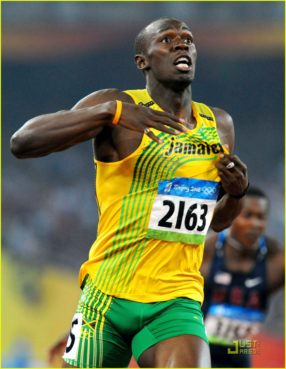 Usain Bolt: The Fastest Man On Earth: Photo 1358651 ...