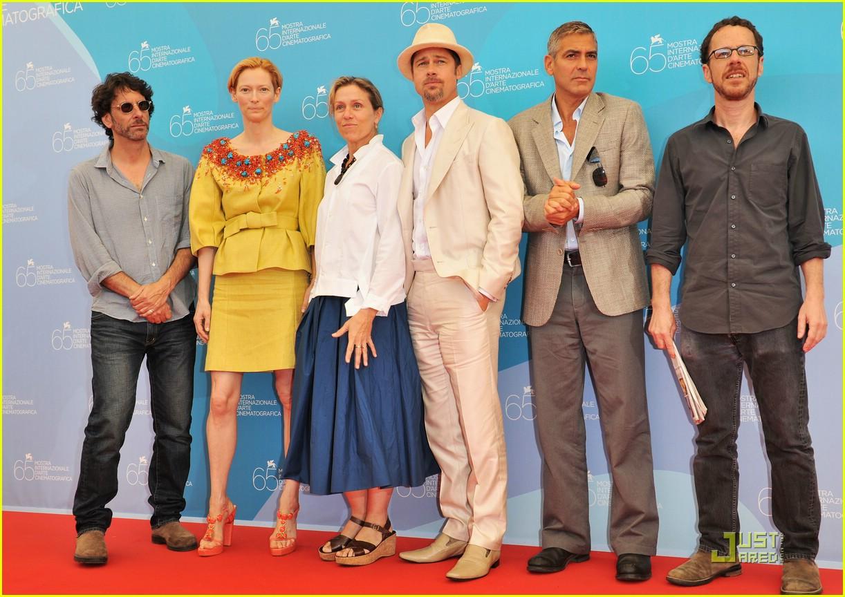 brad pitt venice film festival 591373431