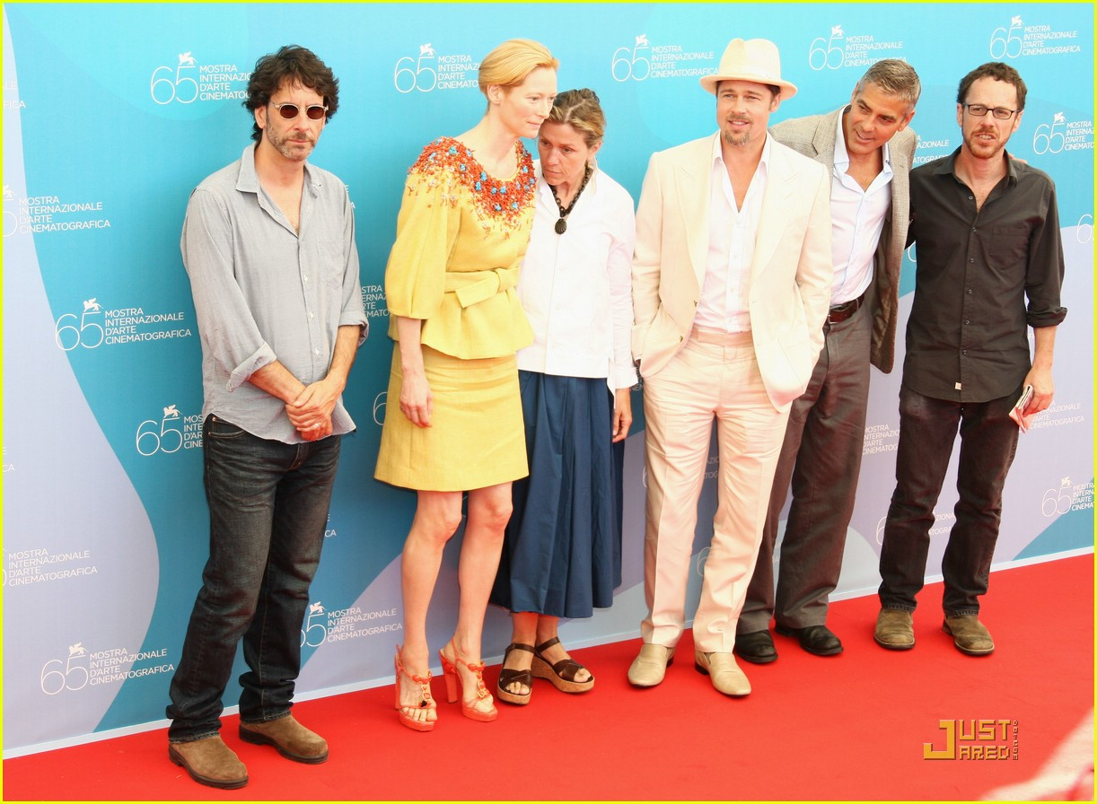 brad pitt venice film festival 681373521