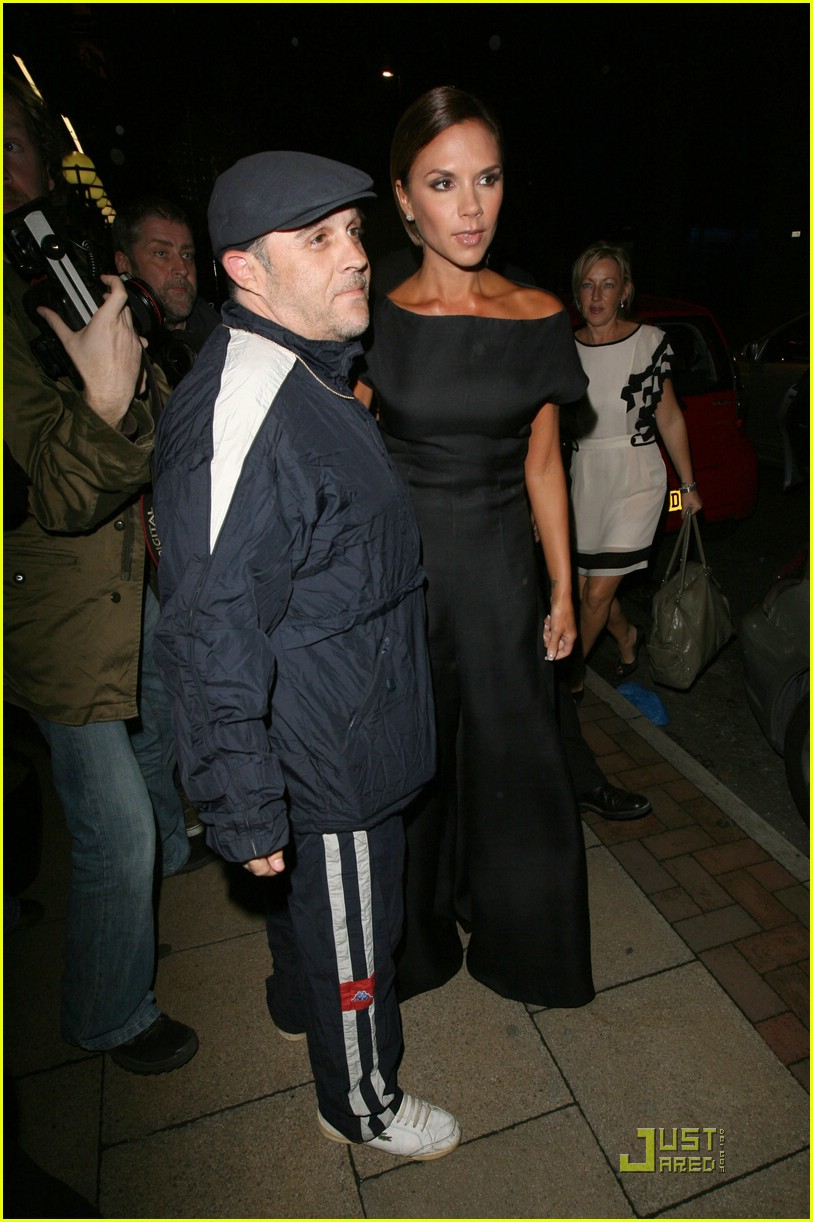 victoria beckham perfume launch 09