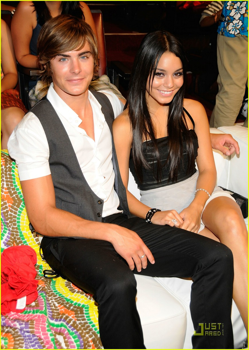 zanessa teen choice awards 2008 02