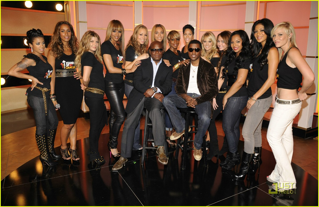 Ashanti Beyonce Knowles Ashanti Beyonce Knowles