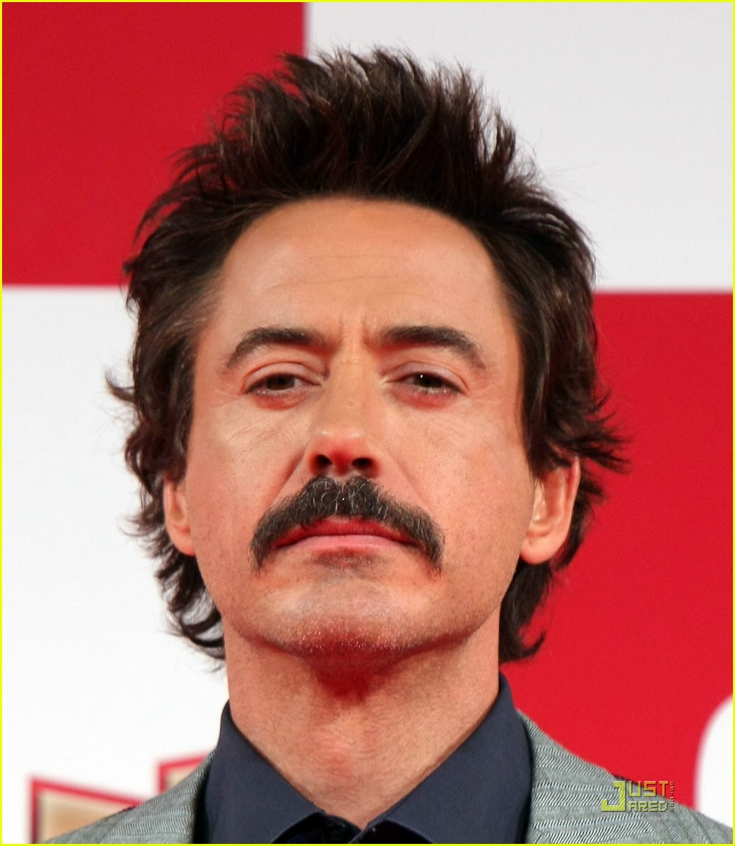 Robert Downey: Robert Downey Jr. Goes Hammer Haywire: Photo 1395621