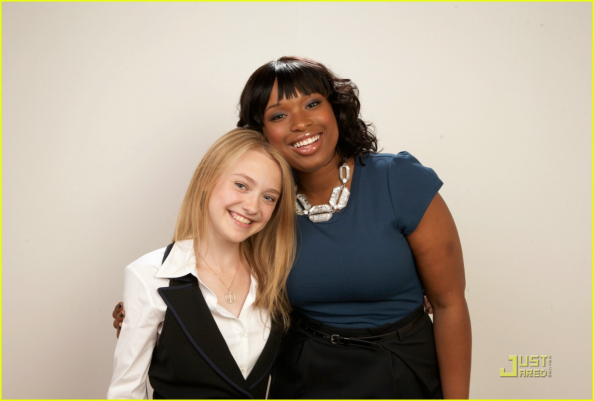 dakota fanning jennifer hudson best friends 10