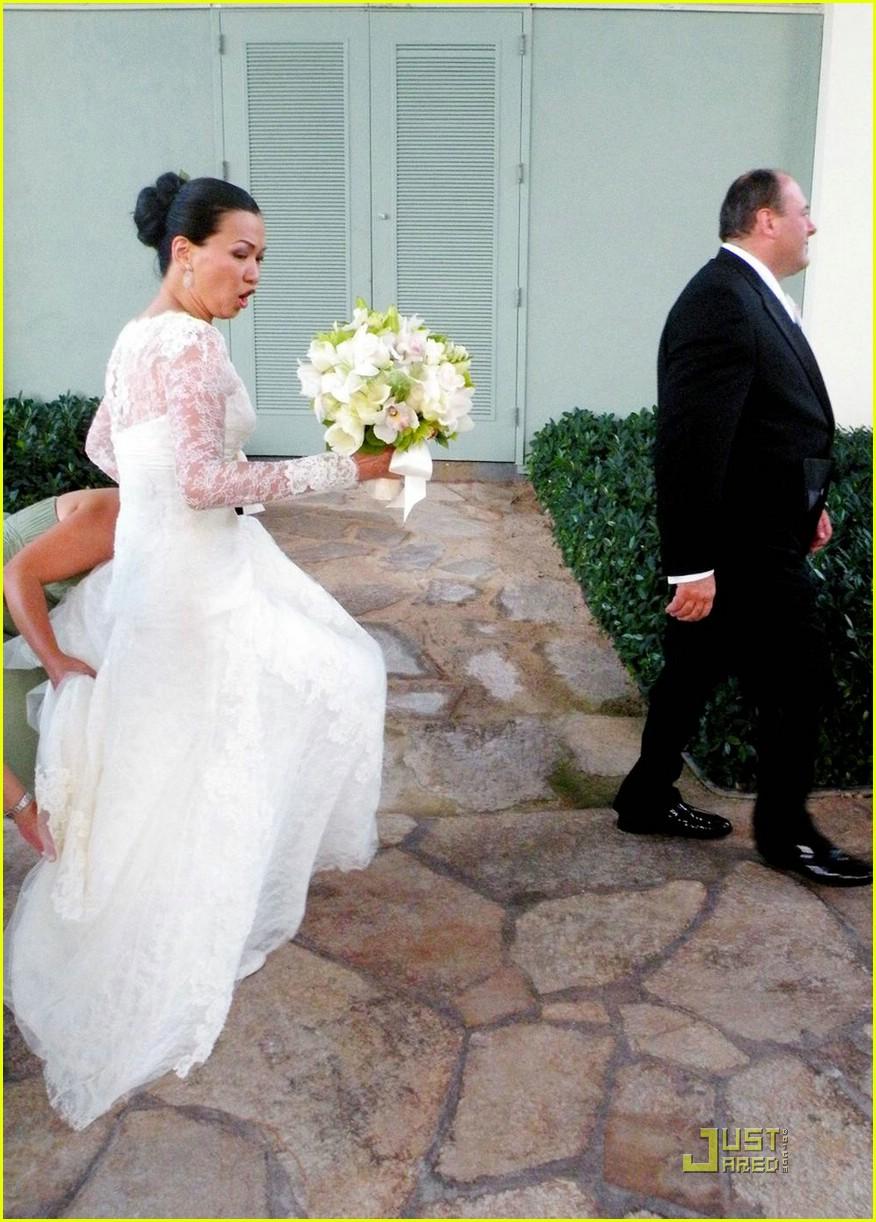 james gandofini wedding pictures 011383771
