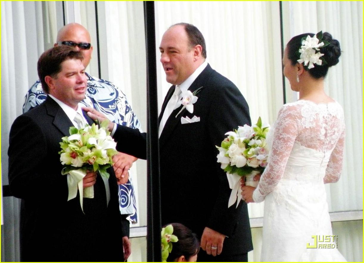 james gandofini wedding pictures 041383801