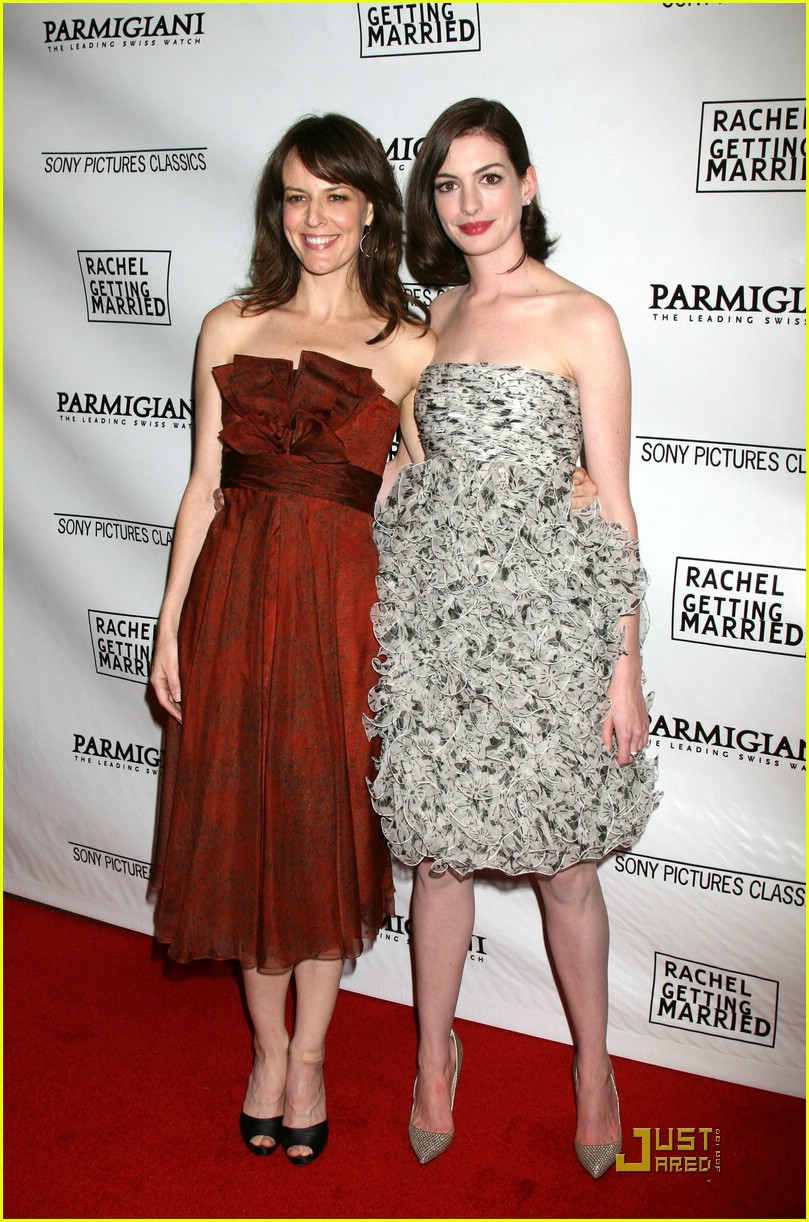 anne hathaway rachel getting married 40