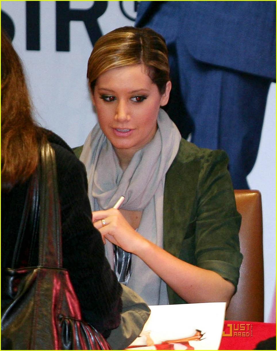 Ashley tisdale virginity