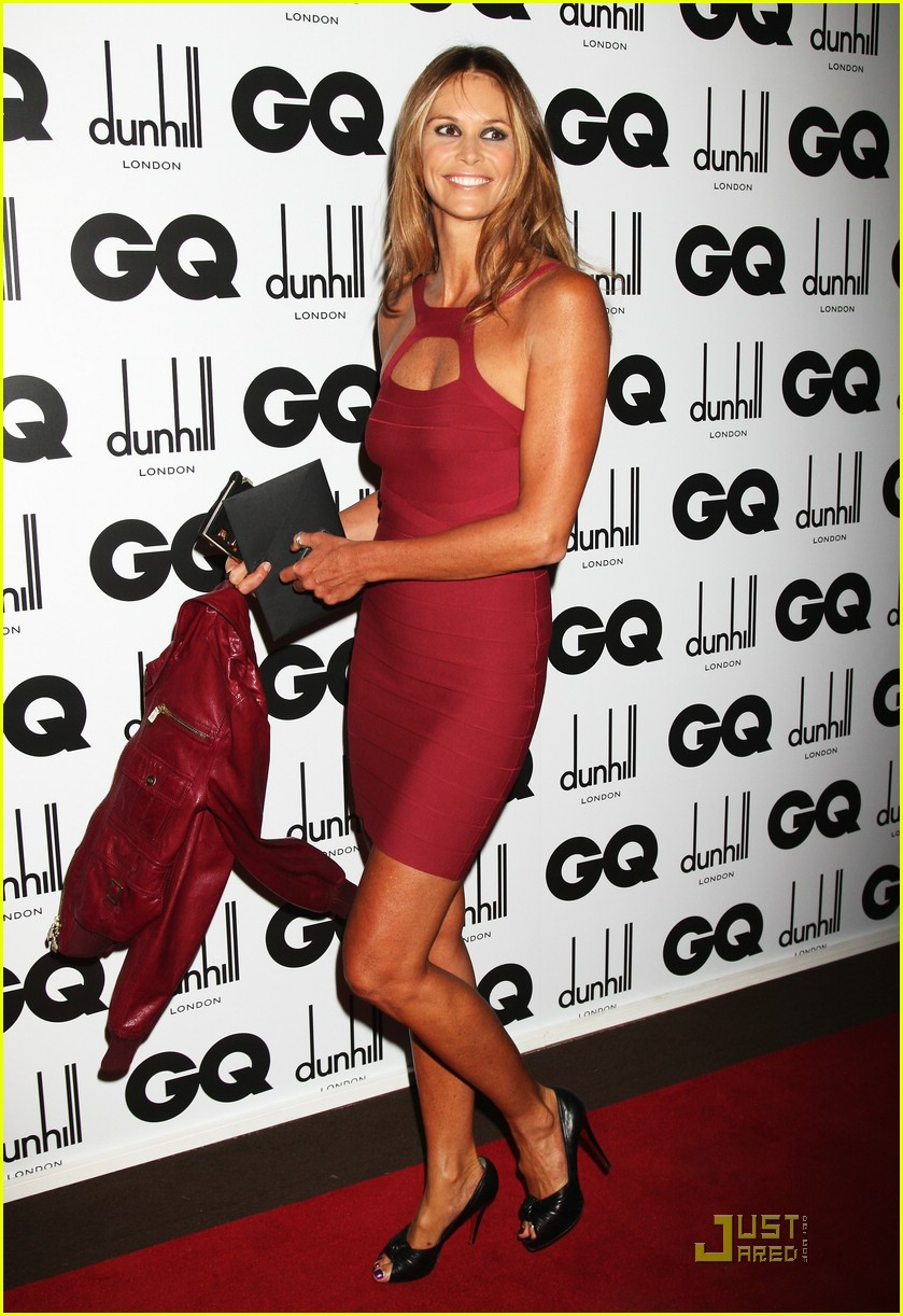 elizabeth hurley busts out gq 101390641