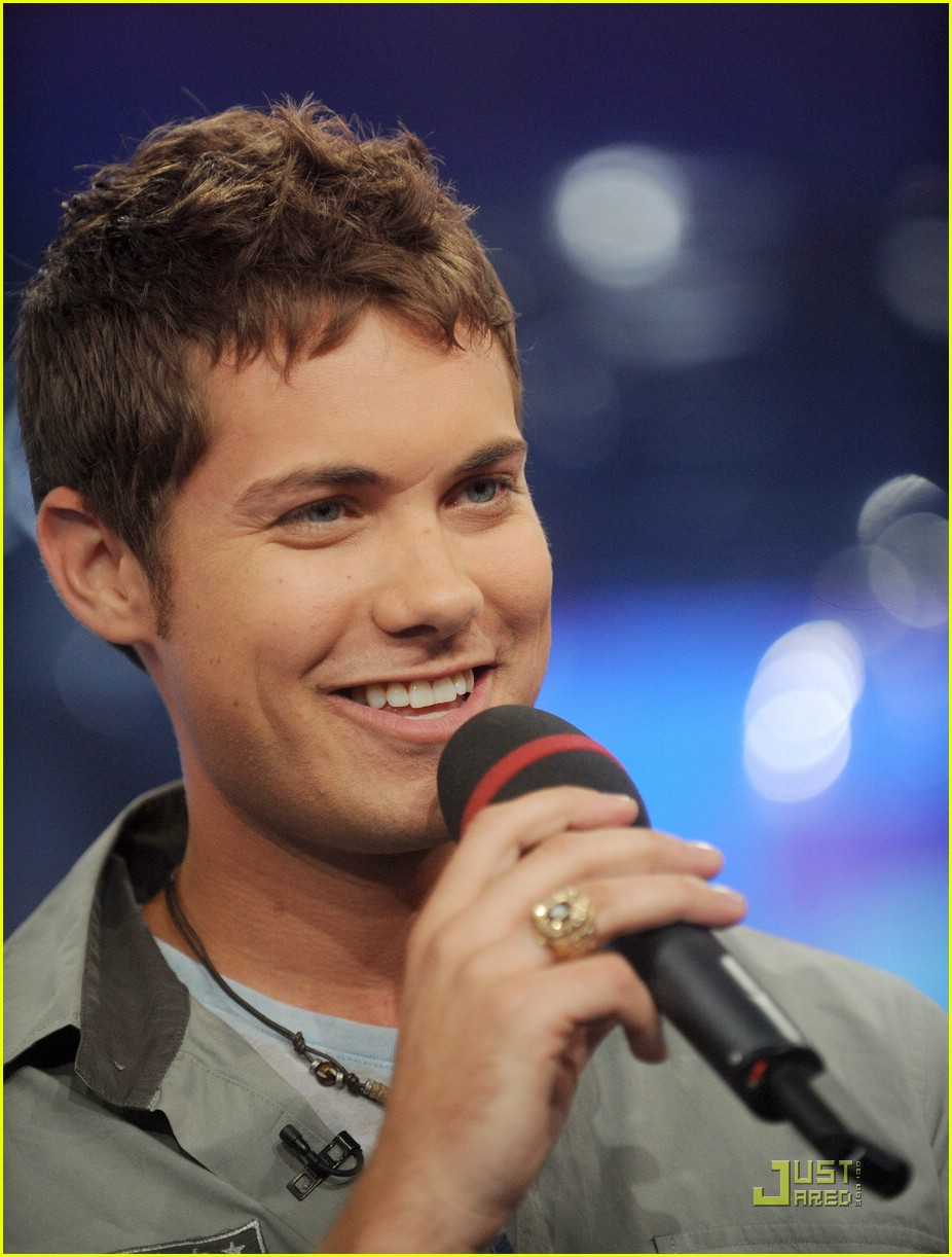 drew seeley - into the fire