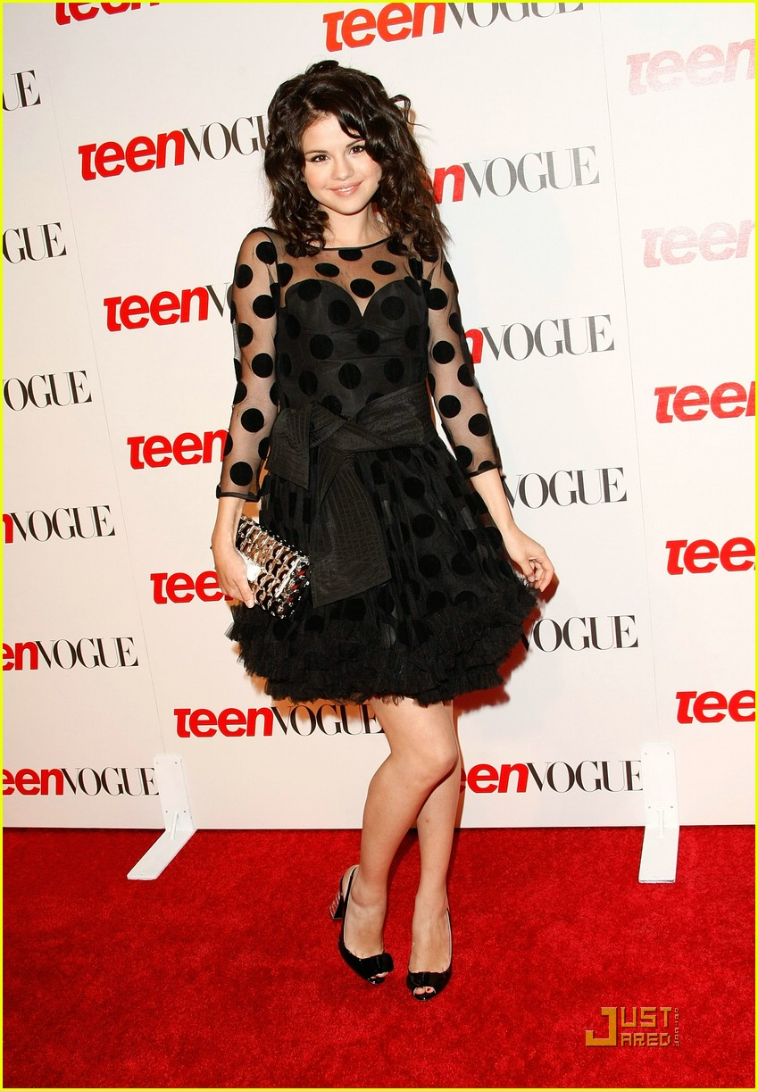Abby Huntsman The View >> Selena Gomez - Teen Vogue Young Hollywood Party 2008