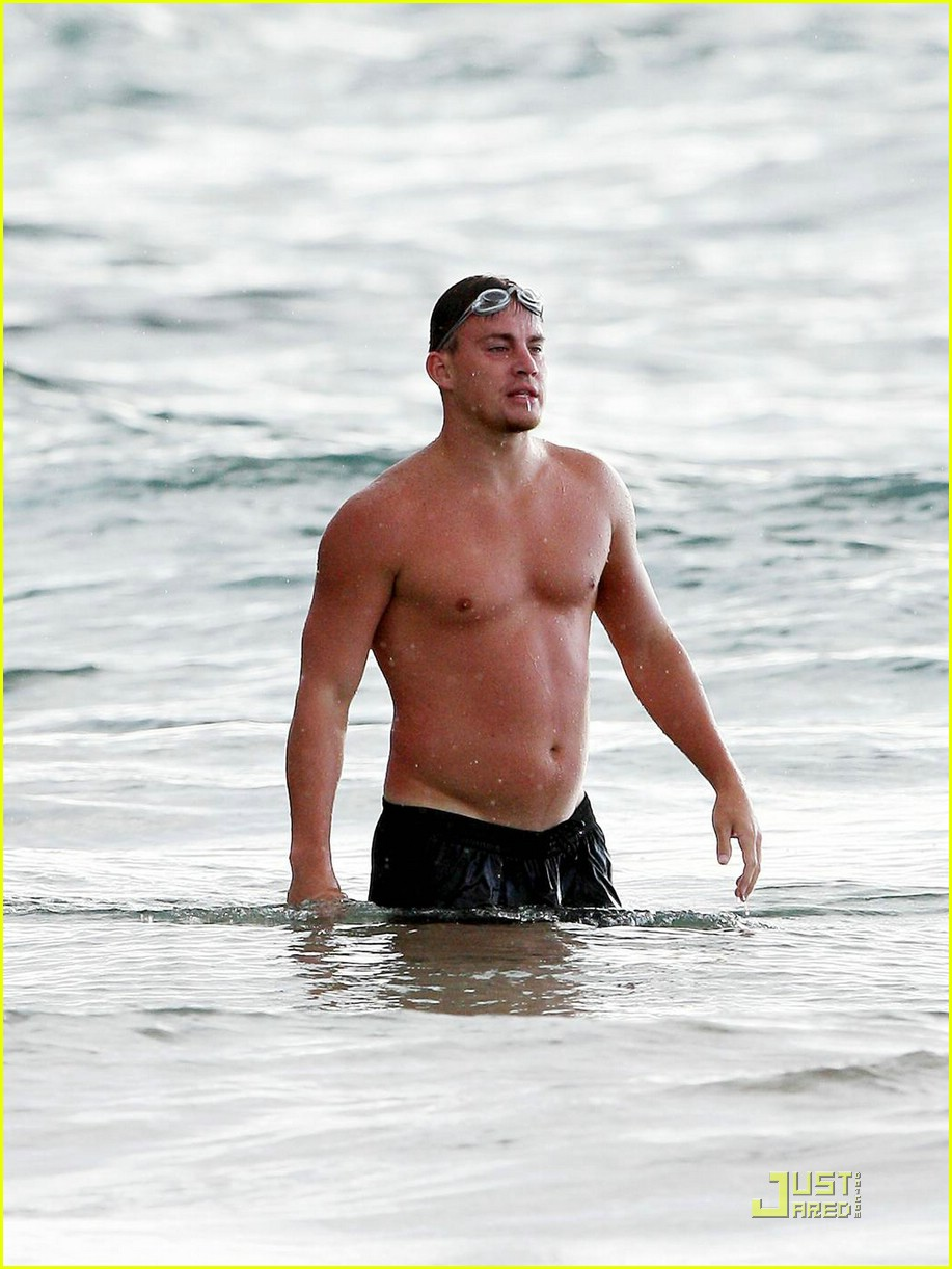 Channing Tatum is a Hawaiian Hottie: Photo 1415911 ... ченнинг татум фото