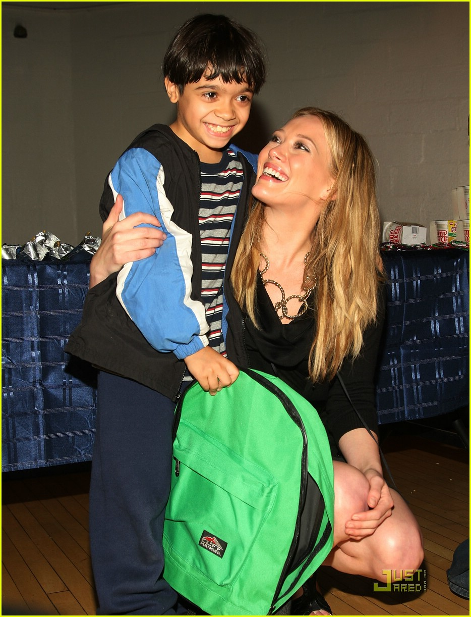 hilary duff blessings in a backpack 031503451