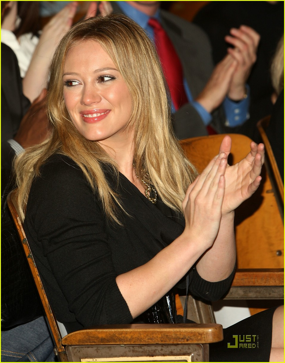hilary duff blessings in a backpack 081503501