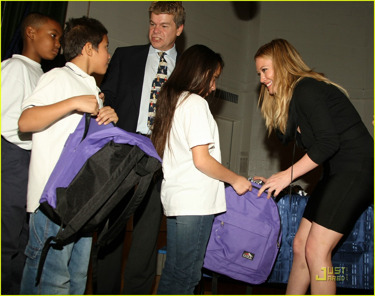 hilary duff blessings in a backpack 131503551