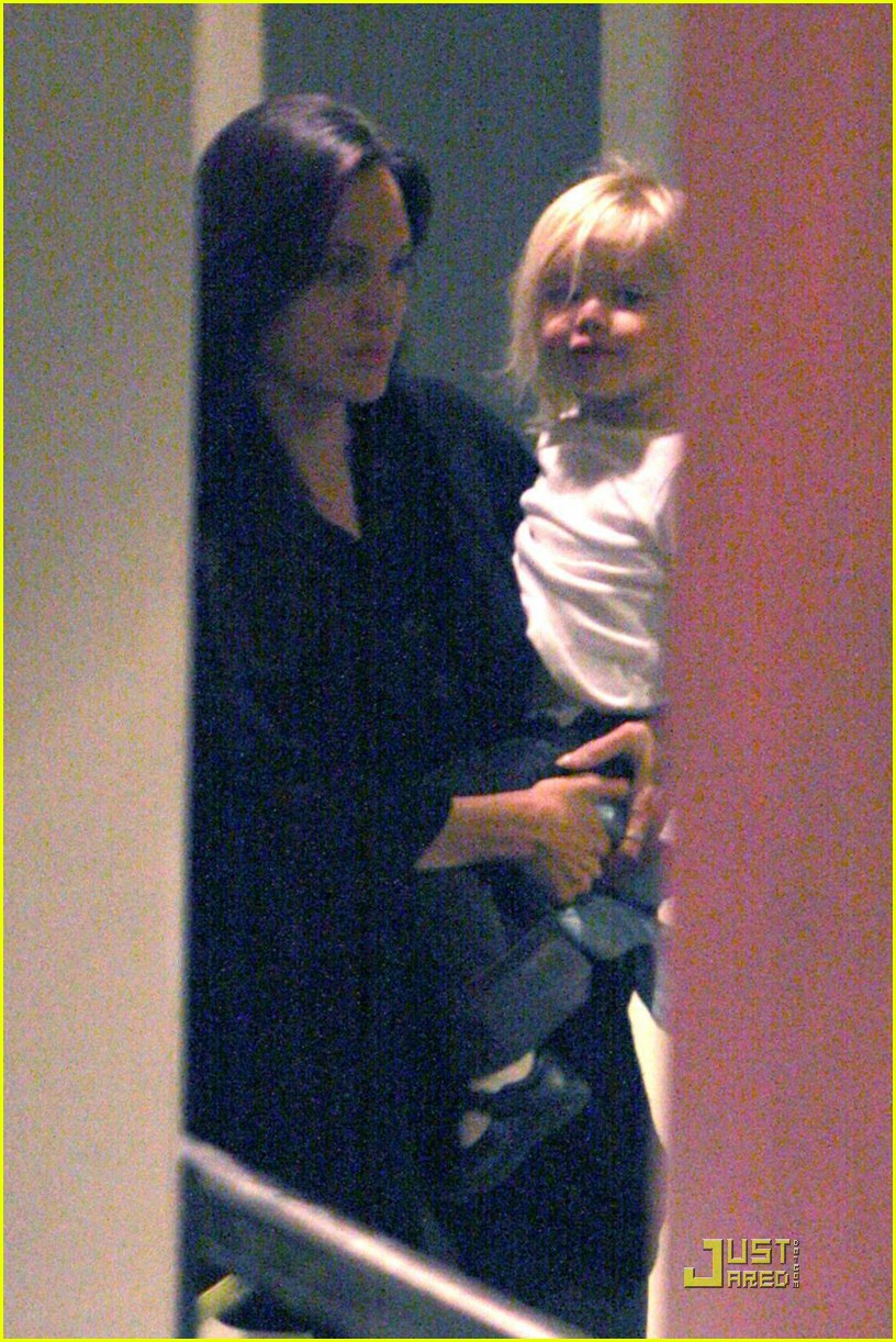 angelina jolie brad pitt new york 06