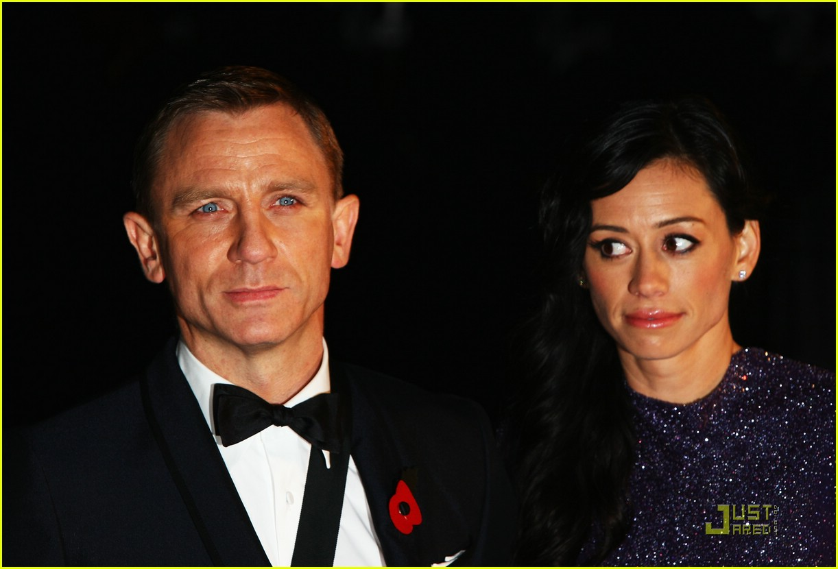 daniel craig quantum of solace world premiere 171515141