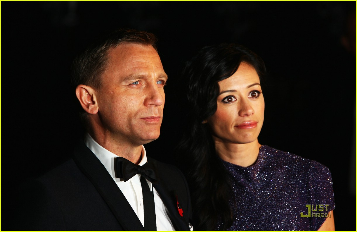 daniel craig quantum of solace world premiere 191515161