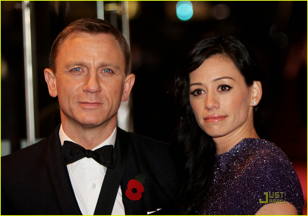 daniel craig quantum of solace world premiere 211515181