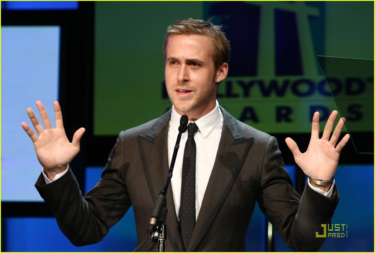 ryan gosling hollywood film festival 021511551
