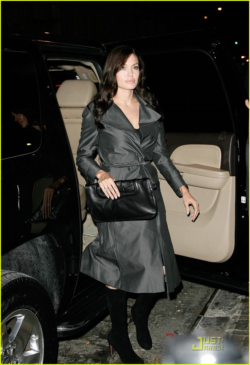 angelina jolie trench coat 011458511